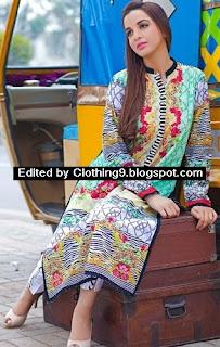 Zahra Ahmad Midsummer Kurtis designs