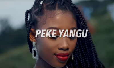 VIDEO Enock Bella – Peke Yangu DOWNLOAD MP4 VIDEO