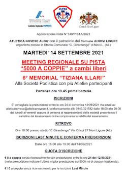 Novi Ligure 14 settembre
