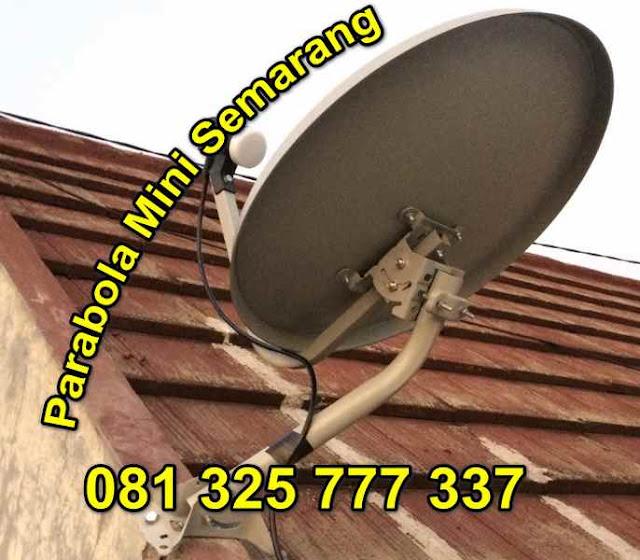 Parabola Mini Semarang