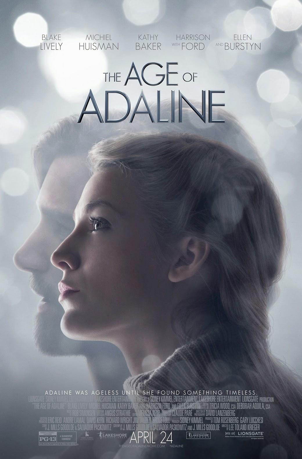 The Age of Adaline อดาไลน์ หยุดเวลา รอปาฏิหาริย์รัก [HD][พากย์ไทย]