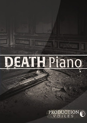 Cover da Library Production Voices - Death Piano (KONTAKT)