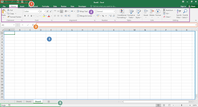 Part of Microsoft Excel 2010,2013,2016