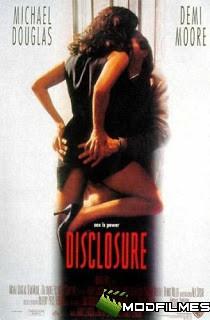 Capa do Filme Assédio Sexual