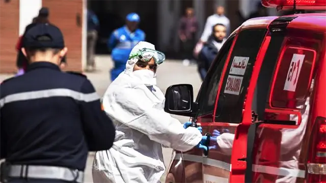 """وزارة الصحة: تسجيل 9128 إصابات و35 وفيات جديدة بـ""""كورونا"""" خلال 24 ساعة"""
