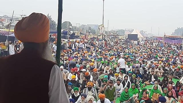 farmer leaders announced hunger strike