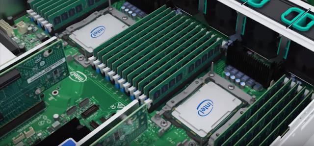 Mainboard Workstation cho phép lắp được nhiều CPU và RAM hơn