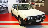 Fiat Abarth Ritmo 130 TC, 1987