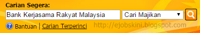 Jawatan Kosong Bank Kerjasama Rakyat Malaysia Berhad 2017
