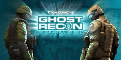 تحميل لعبة Tom Clancys Ghost Recon Advanced Warfighter