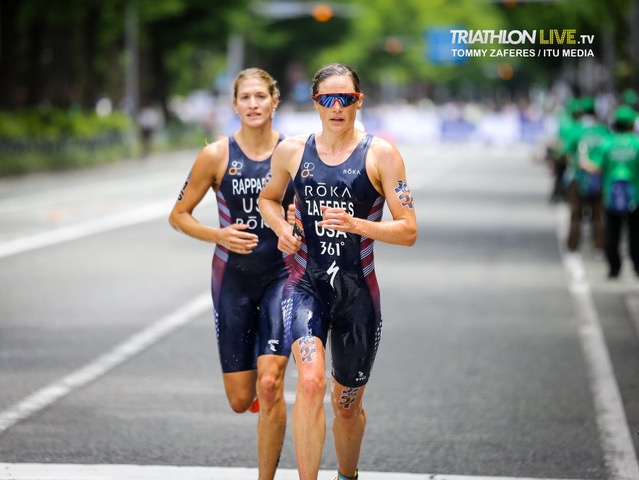 Learning from Katie Zaferes, the World's Best Triathlete