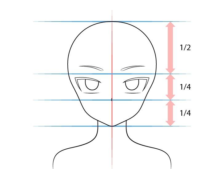 Gambar hidung gadis vampir anime