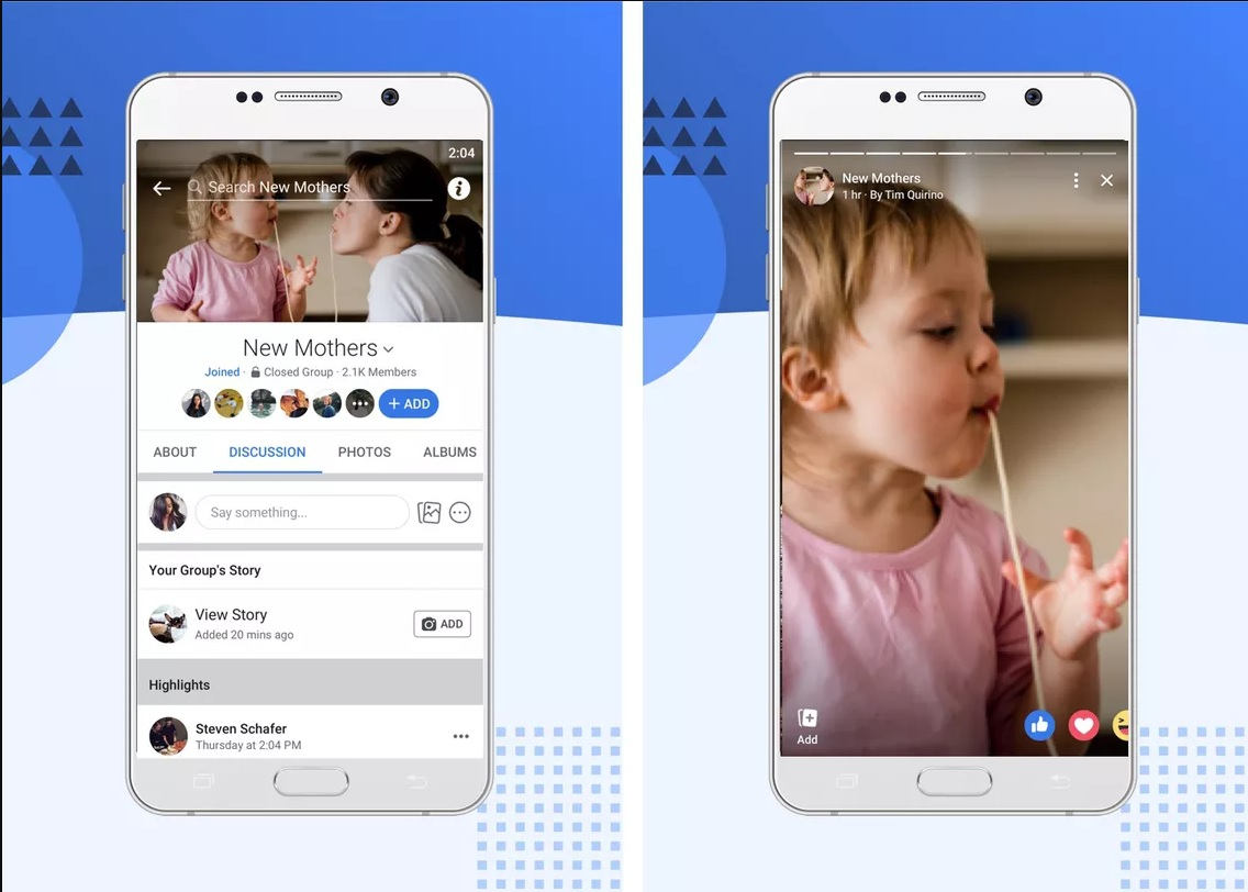 Facebook continues putting Stories everywhere on it social network, and now it's coming to all Groups and its members