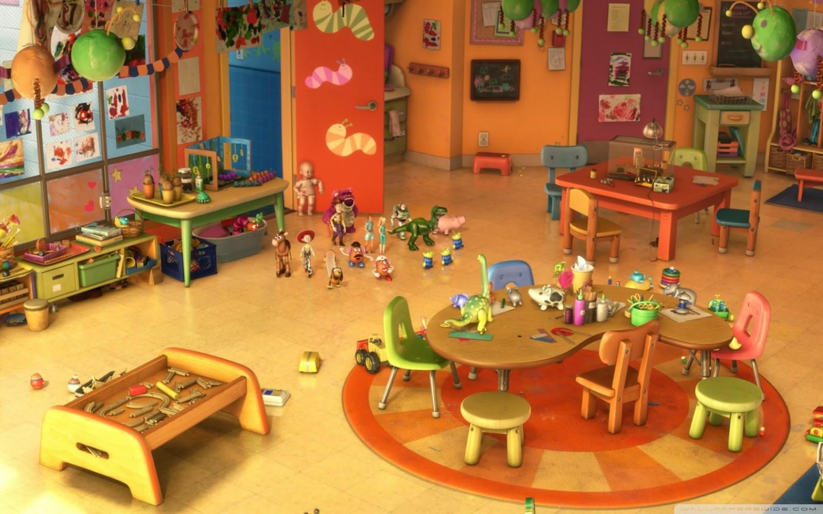 Toy_story_3_kindergarten Wallpaper 1680x1050