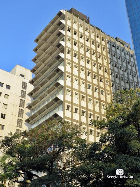 Vista ampla do Edifício Boulevard - Itaim Bibi - São Paulo