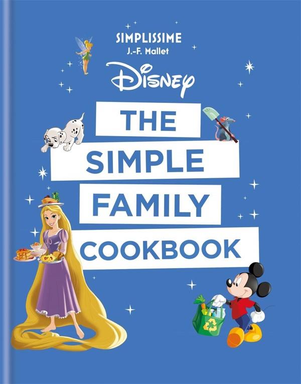 Livro de Receitas Disney Receitas faceis e simples