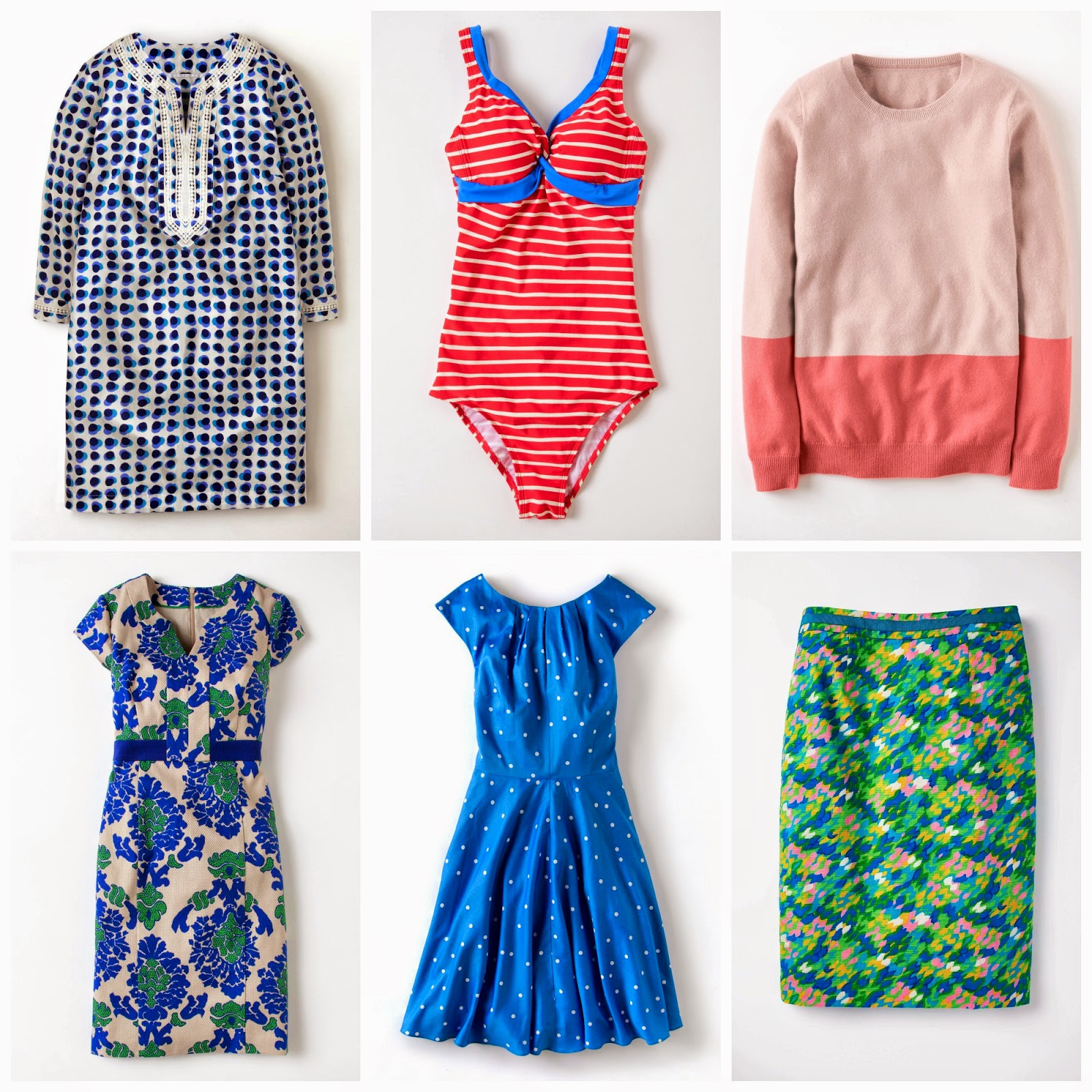 Nautical by Nature | Boden Spring Summer 2014 Women
