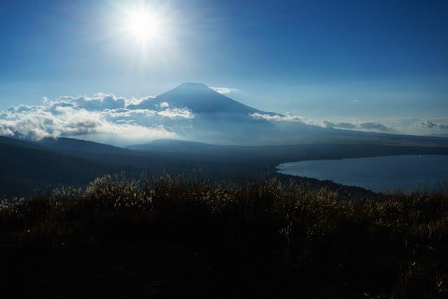 明神山(鉄砲木ノ頭)山頂の景色
