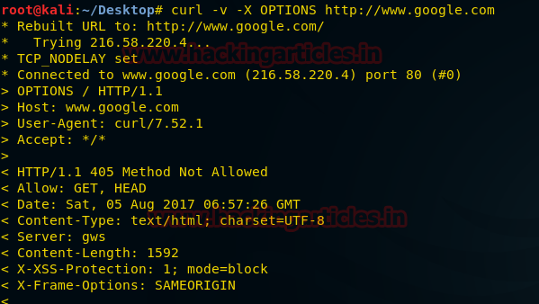Web Application Penetration Testing with curl