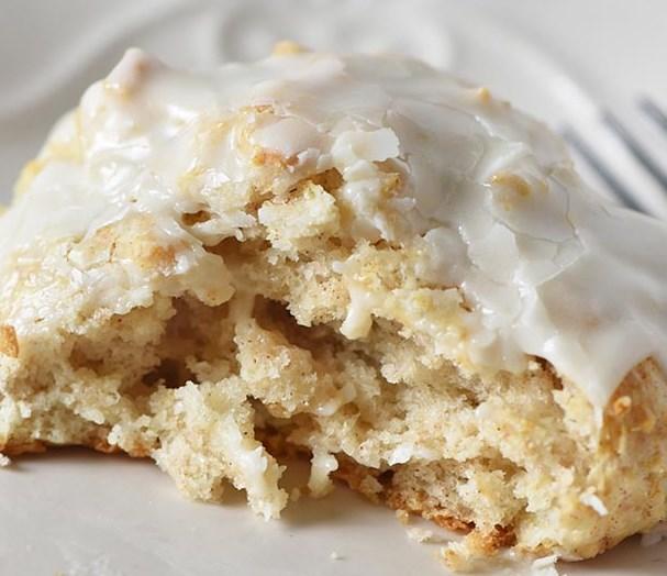 EASY BISQUICK CINNAMON BISCUITS #sweets #breakfast