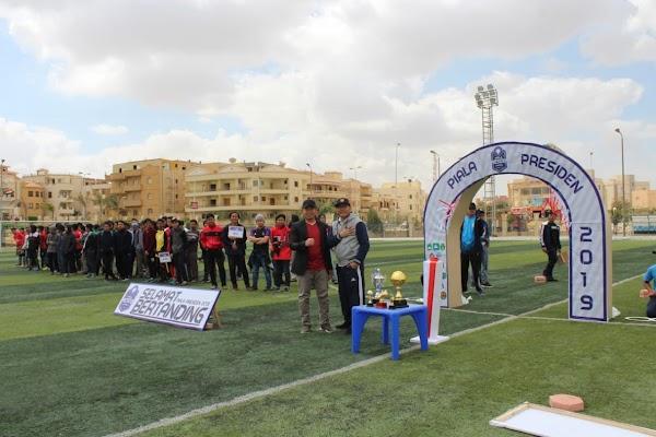 Eratkan Ukhuwah Masisir, PPMI Mesir Adakan Piala Presiden