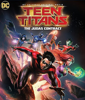 Tineri Titani Misiunea Iuda Teen Titans The Judas Contract Desene Animate Online Dublate si Subtitrate in Limba Romana HD Gratis