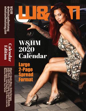 W&HM 2020 Calendar (2-page spreads)