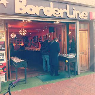 Brighton negozio musica