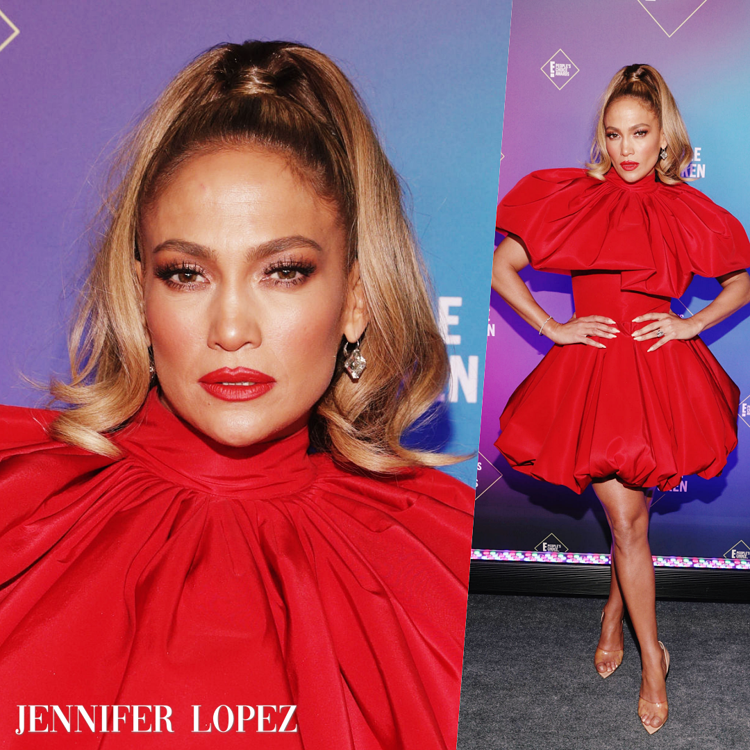 Jennifer Lopez e! people choice awards