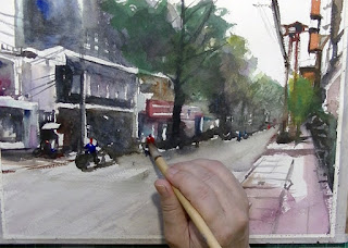 ベトナムの街角 5