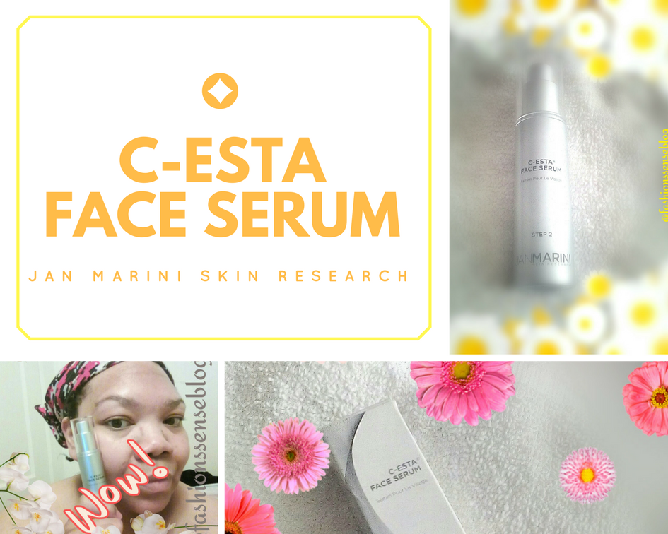 1fb8f33518b Beauty Over 35: Jan Marini Skin Research C-ESTA Face Serum Is Your  Anti-Aging Skincare Game Changer