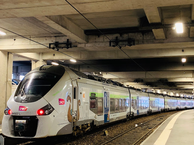 Guide to Traveling From Paris to Mont-Saint-Michel With Cheap Intercités Train
