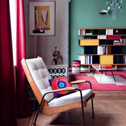 larritt evans marie claire maison. Black Bedroom Furniture Sets. Home Design Ideas