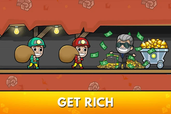 Download Idle Miner Tycoon Mod APK for free