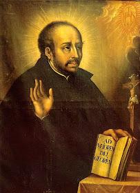 """São Pedro Canísio S.J. (1521-1597) Doutor da Igreja chamado """"Martelo dos Hereges""""."""