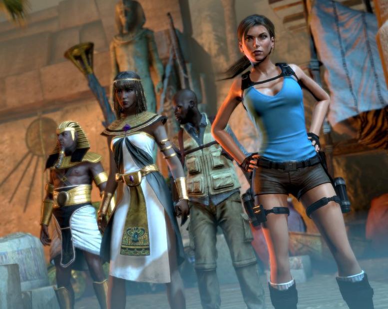 Lara Croft Tomb Raider And Queer Icon Part 3