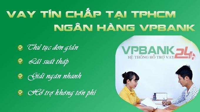 Đăng ký khoản vay trực tuyến trên VPBank Online