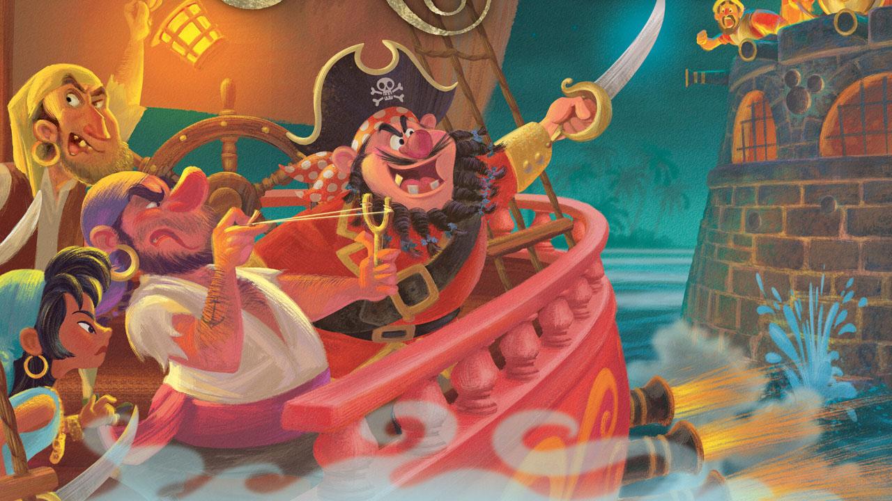 Ten of the best pirates