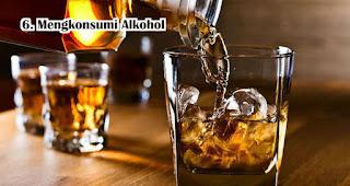 Mengkonsumi Alkohol Bikin Kamu Rentan Rentan Terserang Virus Corona