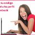Cómo agregar tu código Snapchat a tu perfil Facebook