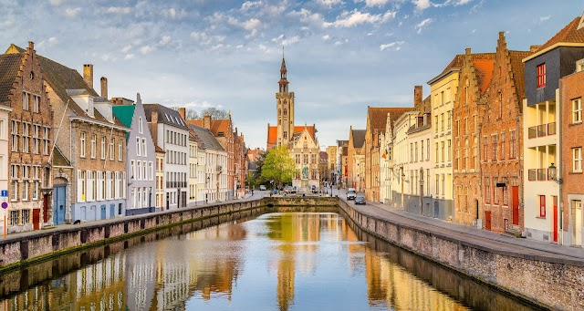 One day exploring the most beautiful city in Belgium