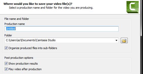 PROSES Cara EDITING VIDEO Menggunakan Camtasia Studio 8