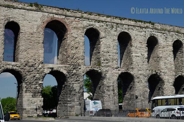 Acueducto de Valente, Estambul