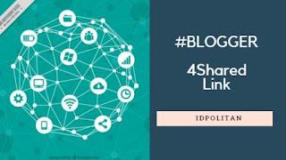 Cara mengunggah file dan mendapatkan link download di 4shared
