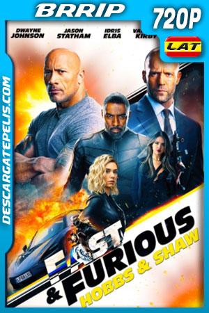 Rápidos y furiosos: Hobbs & Shaw (2019) HD 720p BRRip Latino – Ingles