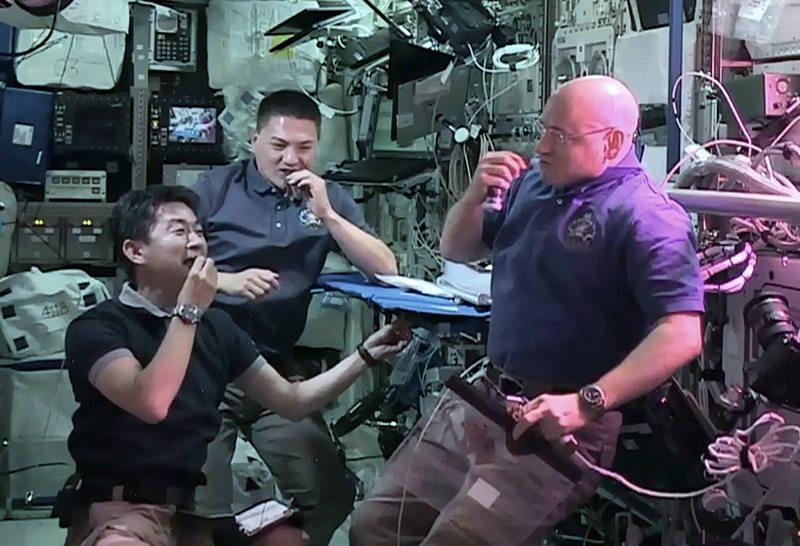 Cómo lo hizo este astronauta para sacarle provecho a un año de encierro