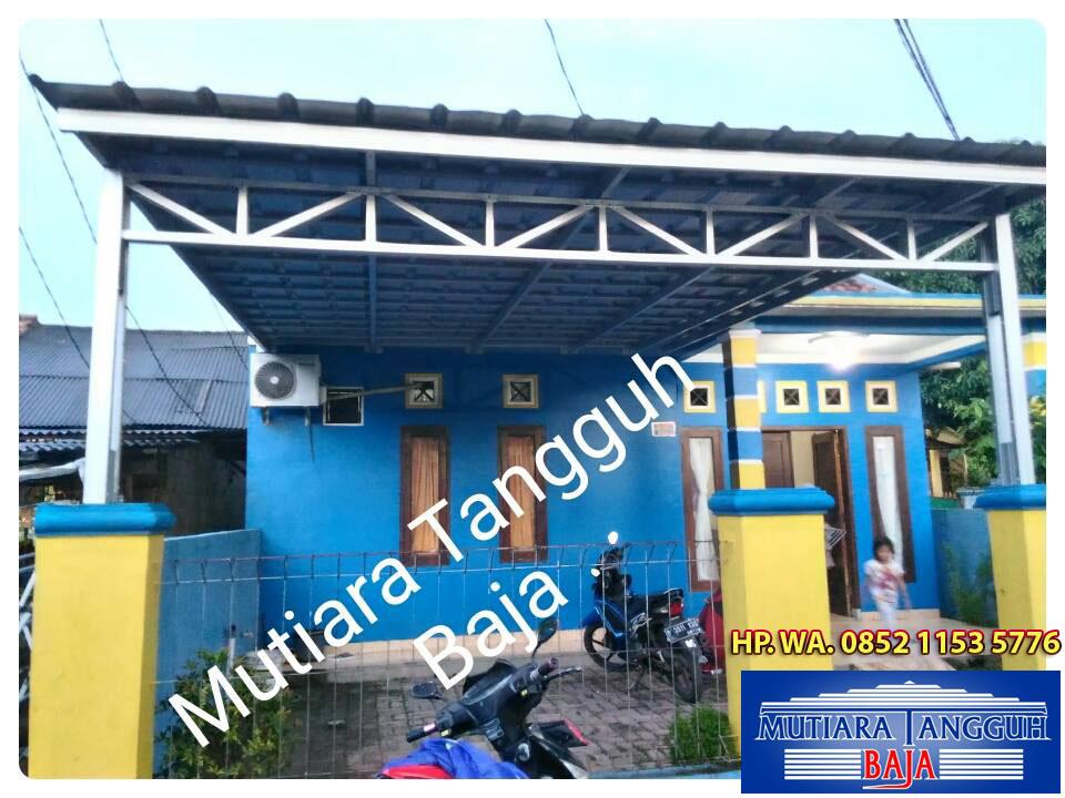 Harga Kanopi Baja Ringan Jakarta Timur Agen Pusat Distributor Murah