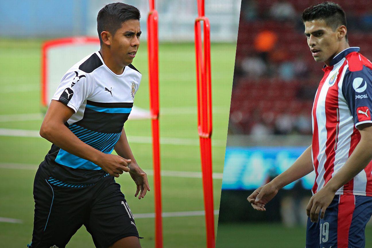 Néstor Calderón y Guillermo Martínez.