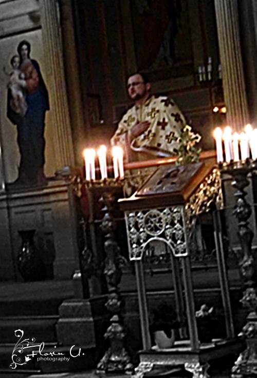 Umblarea pe mare-Predica,Pr.Bogdan,Capela Sturtza,Baden-Baden,germania