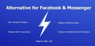 تحميل تطبيق Faster for Facebook Lite 5.5.apk افضل تطبيقات الاندرويد